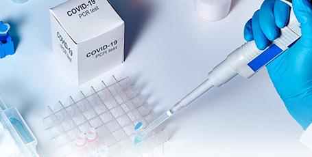 Covid-19 PCR test!